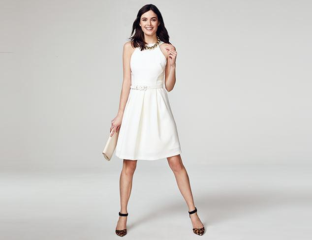 Flirty & Flattering Fit & Flare Dresses at MYHABIT