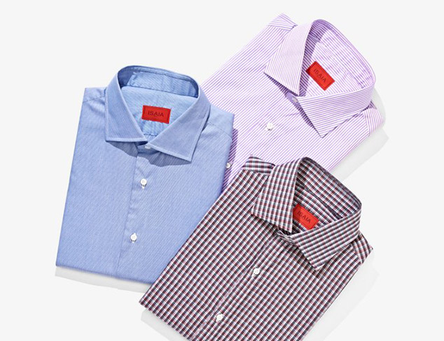 Investment Pieces feat. Isaia at MYHABIT