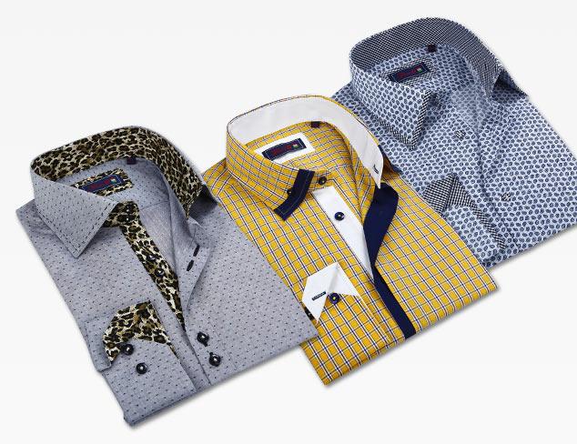 JohnNY D Shirts at MYHABIT
