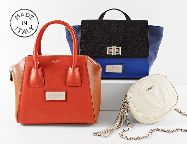 Made in Italy Valentino Bags by Mario Valentino at MYHABIT