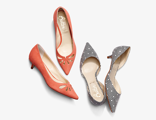 Meet in the Middle Mid & Low Heels at MYHABIT