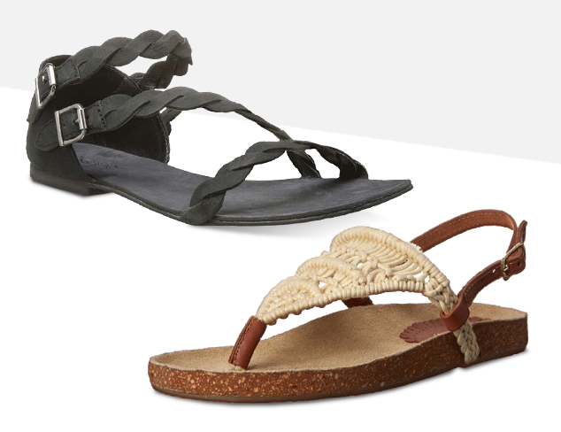 Rebels Footwear at MYHABIT