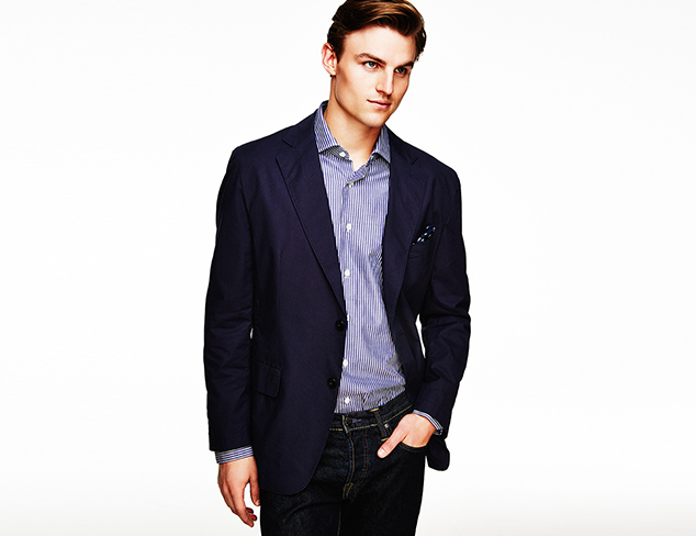 Sportcoats for Every Occasion feat. Bugatti at MYHABIT