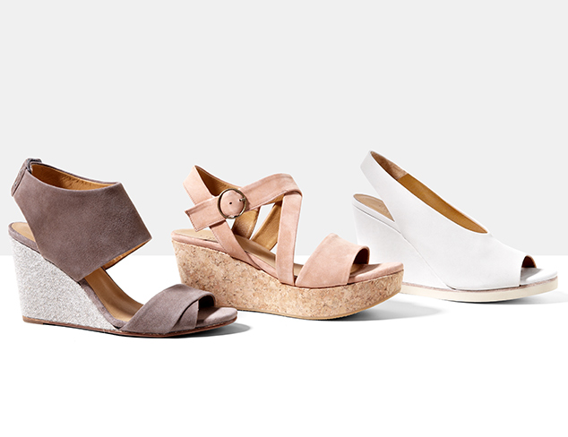 Step Into the Sun Sandals at MYHABIT