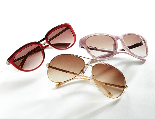 Sunglasses feat. Escada at MYHABIT