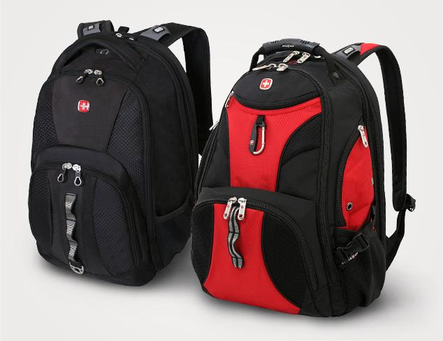 SwissGear & Olympia Backpacks at MYHABIT