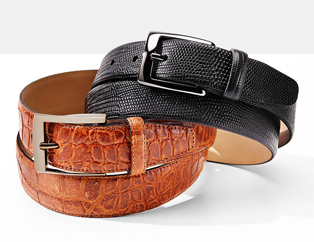 The British Belt Company at MYHABIT