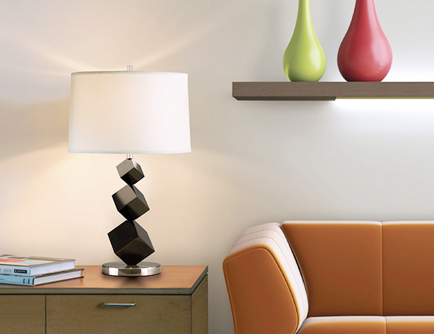 The Latest in Table Lamps at MYHABIT