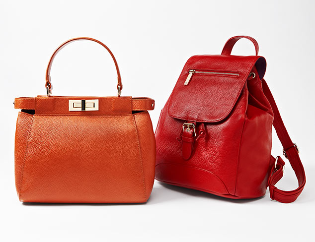 Under $150 Leather Bags feat. Zenith at MYHABIT