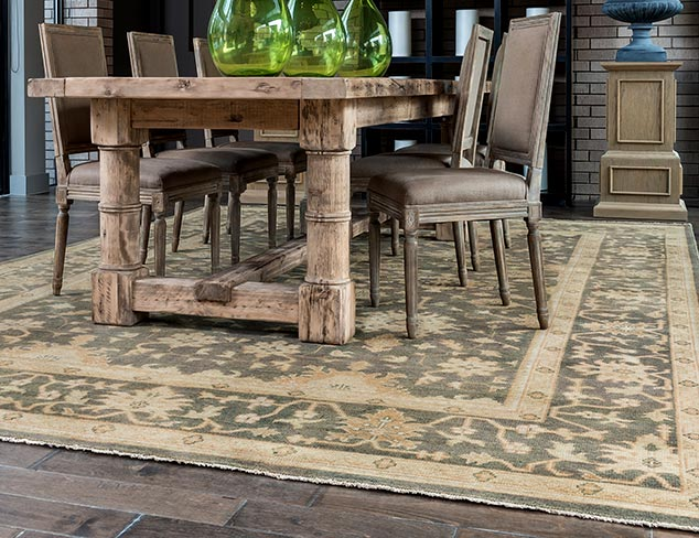 Under $250 Favorite Classic Rugs at MYHABIT