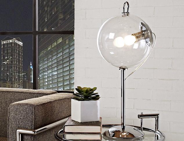 Unique Lamps at MYHABIT