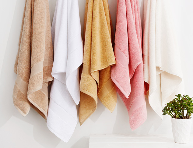 Up to 75 Off Plush Towel Sets at MYHABIT