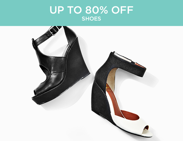 Up to 80 Off Shoes at MYHABIT