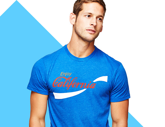 $29 & Under Colorful Tanks & Tees at MYHABIT