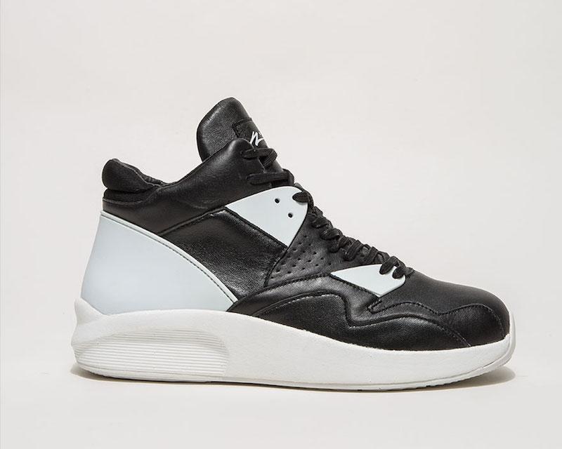 Article No. 0629 Hi-Top Sneakers