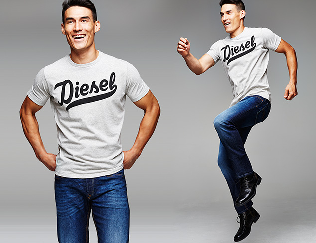 Back by Popular Demand Diesel at MYHABIT