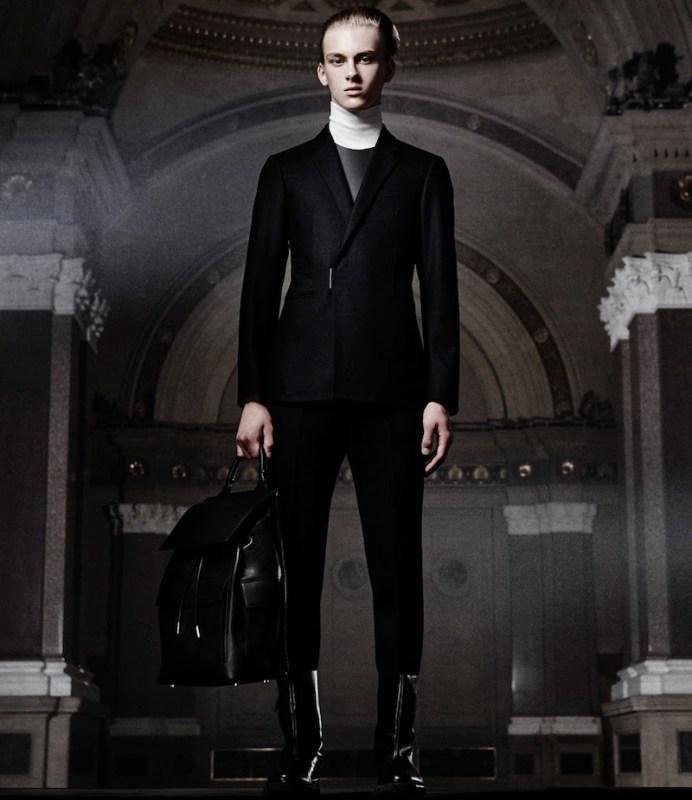 Balenciaga Brushed Melton Sportcoat