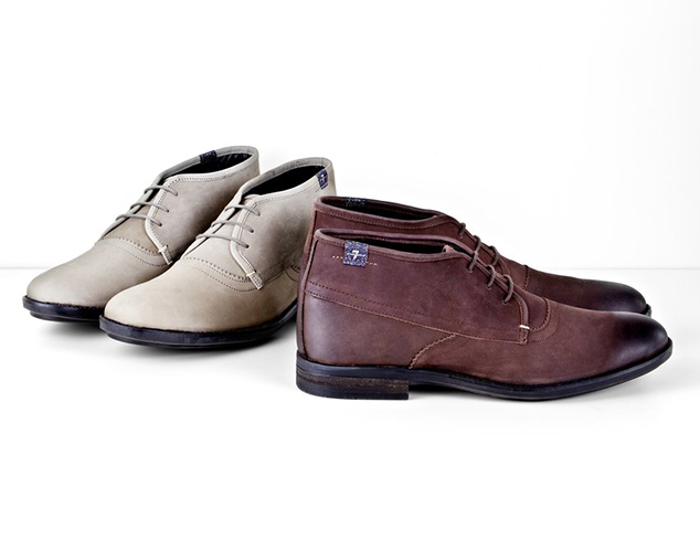 Contemporary Shoes feat. 7 for All Mankind at MYHABIT