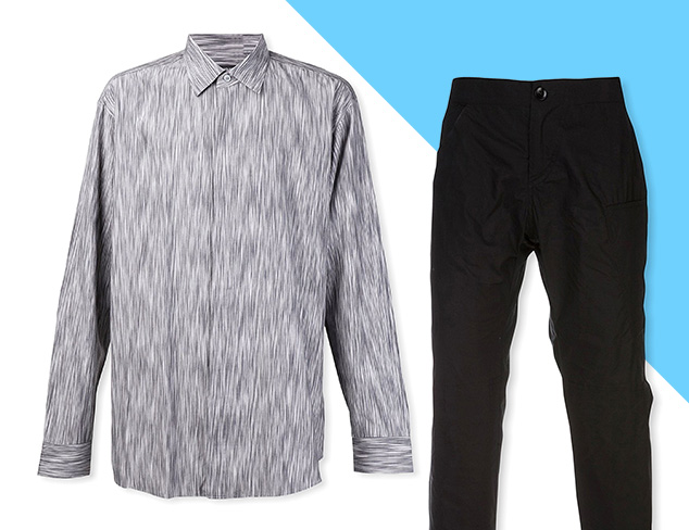 Cutting Edge Style feat. Issey Miyake at MYHABIT