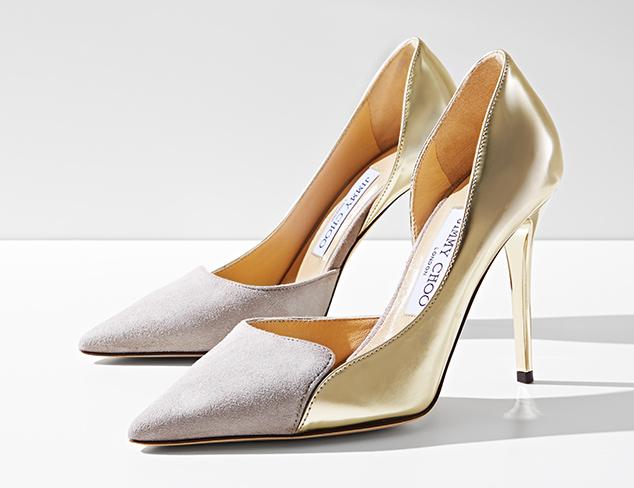 Designer Showcase Shoes at MYHABIT