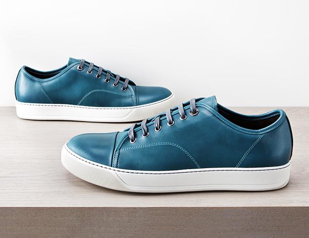 Designer Sneakers feat. Lanvin at MYHABIT