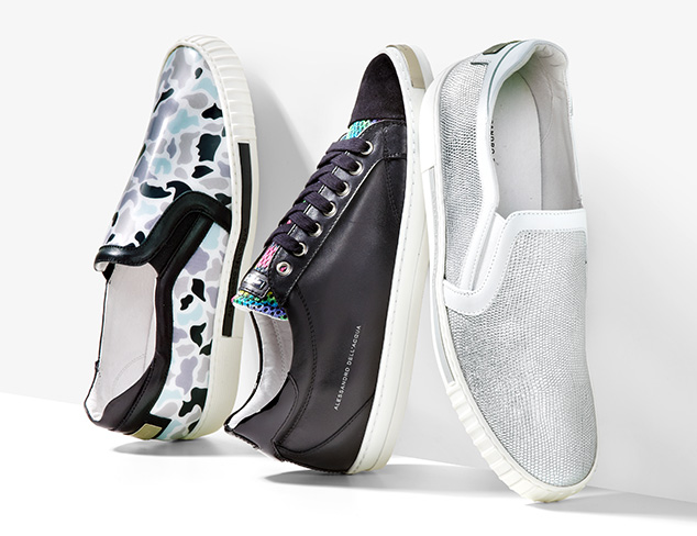 Designer Sneakers feat. Tod's at MYHABIT