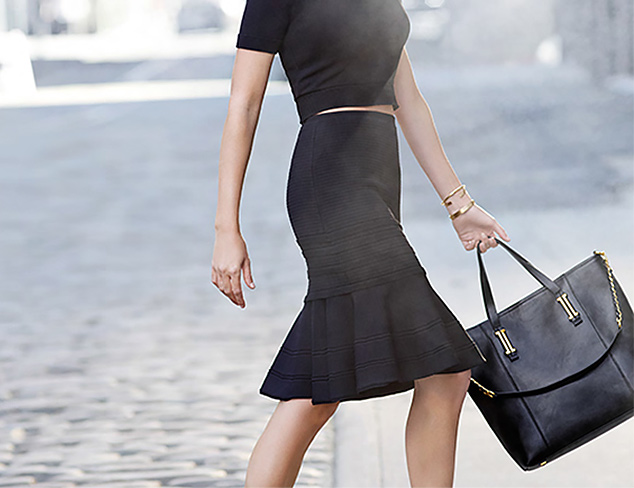 Ivanka Trump Hudson Shopper Bag