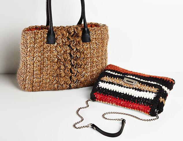 Lorenza Gandaglia Handbags at MYHABIT