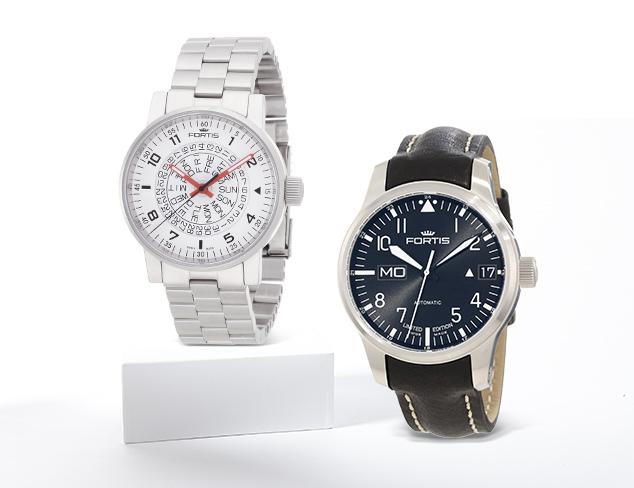 Made in Switzerland Fortis Watches at MYHABIT