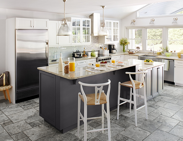 Modern Family, Modern Home The Kitchen at MYHABIT