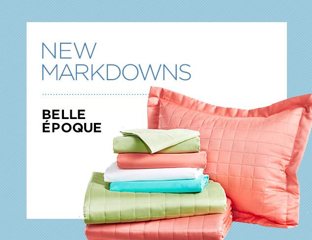 New Markdowns Belle Époque at MYHABIT
