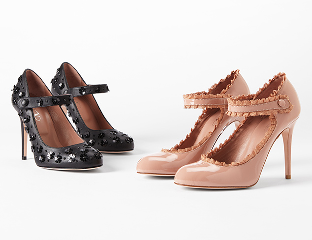 RED Valentino Shoes & Accessories at MYHABIT