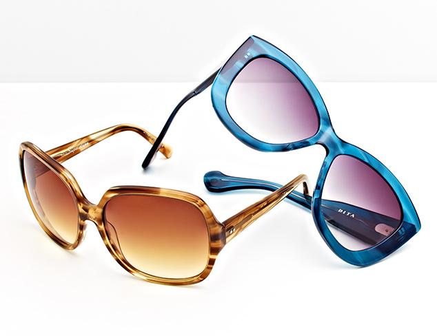 Shaded Eyes Sunglasses at MYHABIT