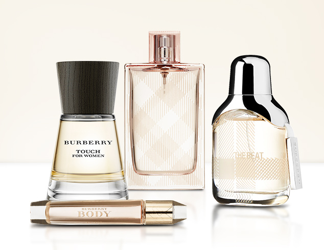 Sophistcated Scents feat. Burberry at MYHABIT