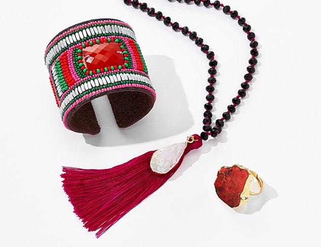 Splash of Color Jewelry at MYHABIT