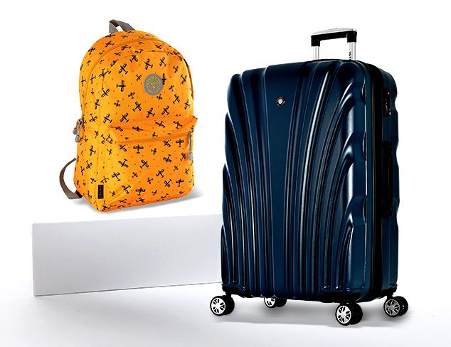 Start Packing Luggage at MYHABIT