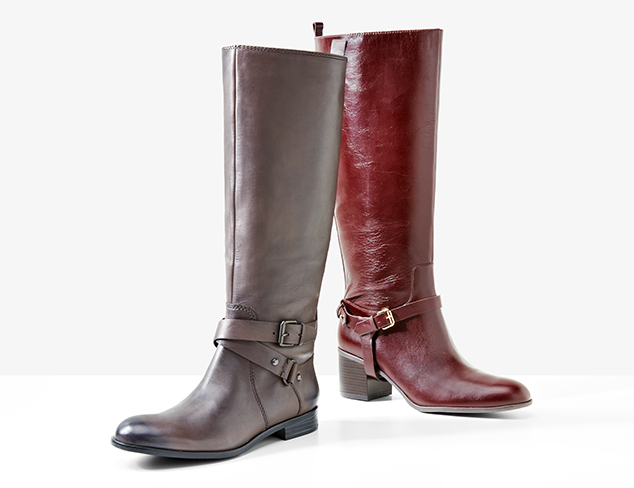 Step into Fall Shoes & Boots at MYHABIT