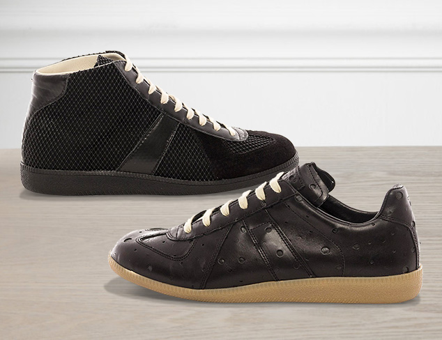 Step It Up Designer Shoes featuring Maison Martin Margiela & More at MYHABIT