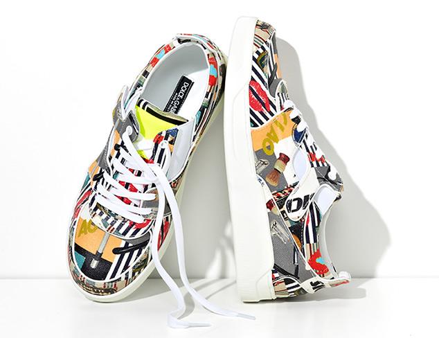 Street Savvy Sneakers at MYHABIT