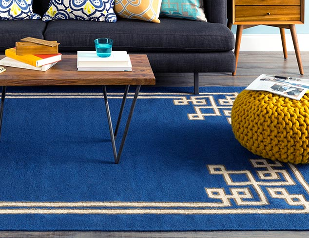 Surya Rugs & Pillows at MYHABIT