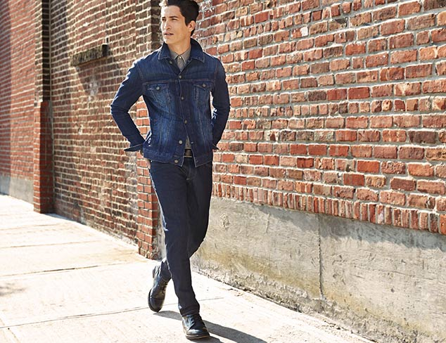 The Denim Look Office Casual at MYHABIT