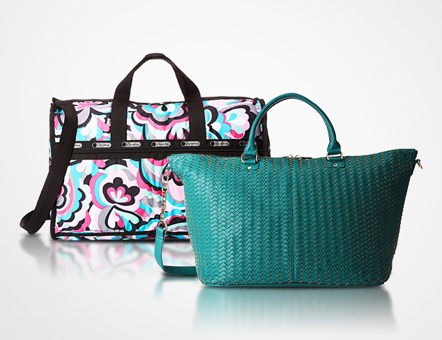 The Weekender feat. LeSportsac at MYHABIT