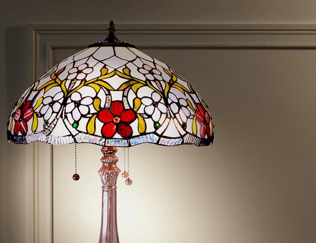 Tiffany Style Lighting at MYHABIT