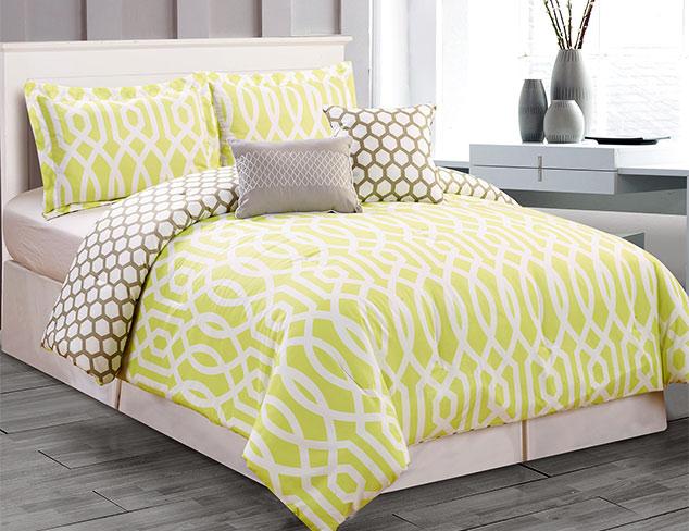 Under $89 Multi-Piece Comforter Sets at MYHABIT