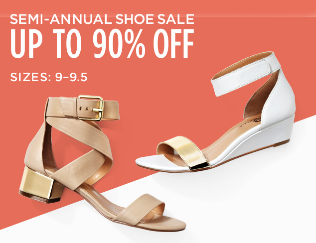 Up to 90 Off Shoes by Sizes at MYHABIT