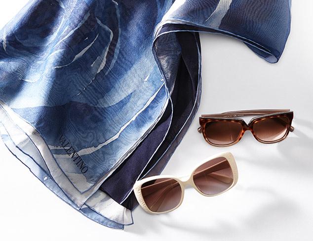 Valentino Sunglasses & Accessories at MYHABIT