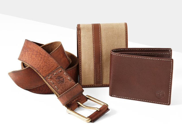 Wallets & More feat. Timberland at MYHABIT