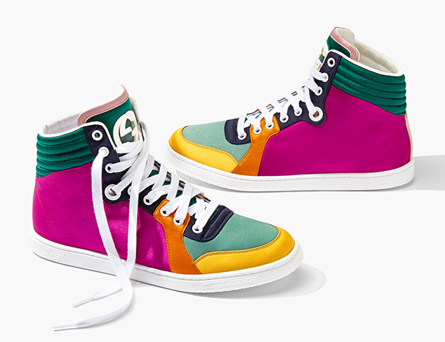 Weekend Ready Fashion Sneakers at MYHABIT