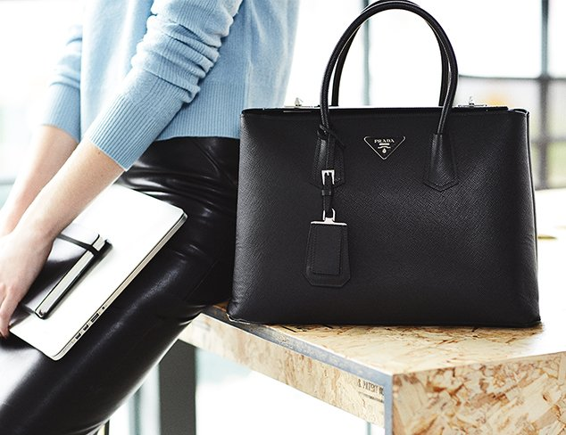 Work Week Chic The Tote at MYHABIT