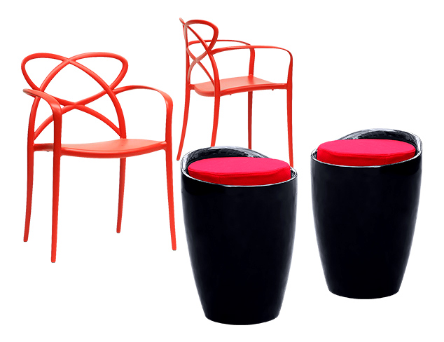 $250 & Under Chairs in Pairs at MYHABIT